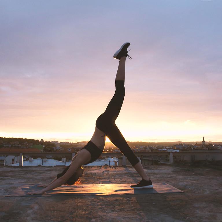 Yoga & Mimosas - Sun 5/16