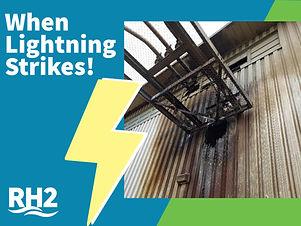 When Lightning Strikes!