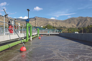 Wastewater Treatment Facility Upgrades