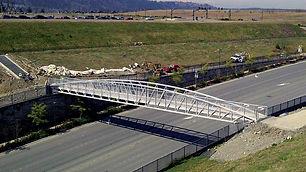 C Drive Pedestrian Bridge