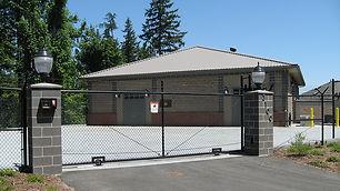 Crest Reservoir, Treatment Plant, & BPS