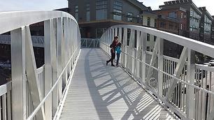 YWCA Pedestrian Bridge