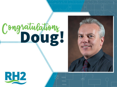Congratulations, Doug!