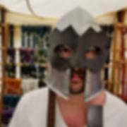The Masked Helmet