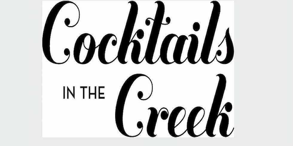 2020 Cocktails in the Creek