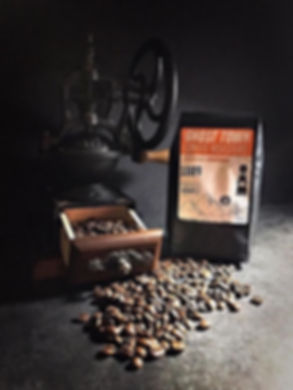 Helena Montana coffee 1889 Coffee Grinder locally roasted montana coffee