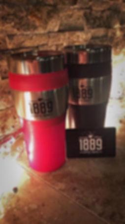 Helena Coffee 1889 Coffee House coffee tumbers coffee gift cards
