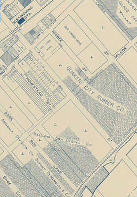 baldwin old ladies home 1942 map cropped