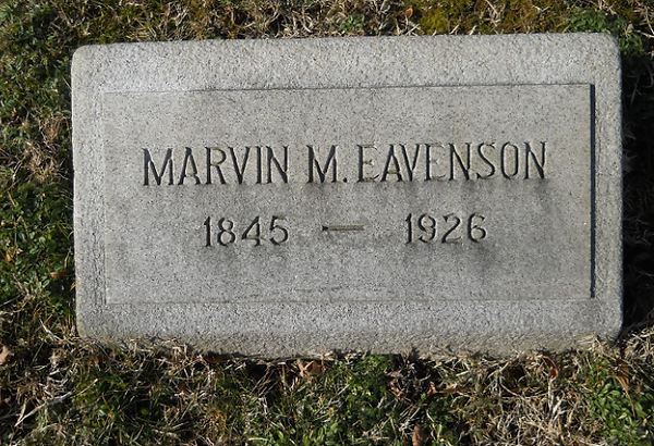 eavenson grave wlh.png