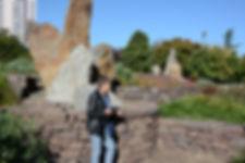 Athena in park 2013.JPG