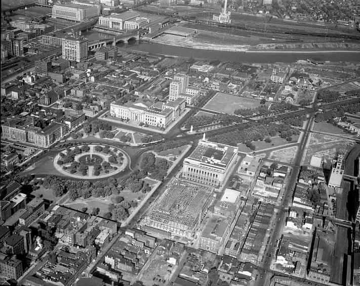 Family court 1939 from east aerial.jpg