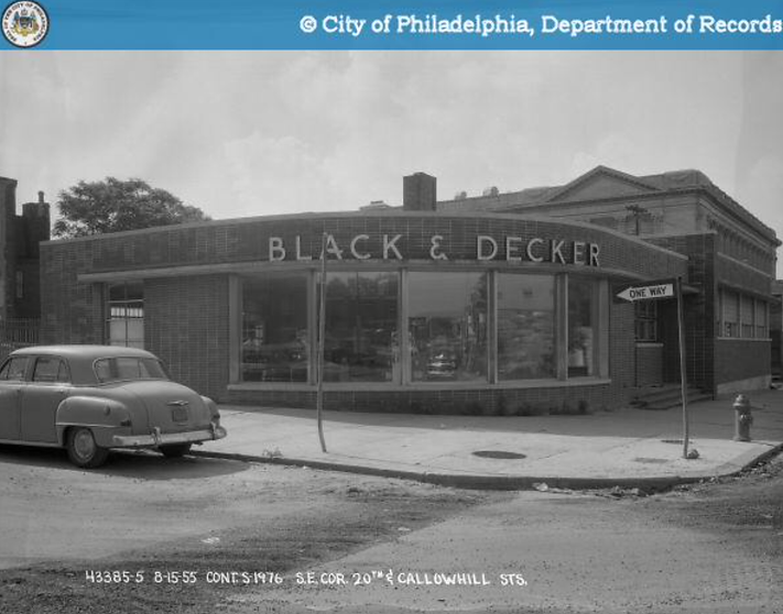 20th and callowhill se 1955.PNG
