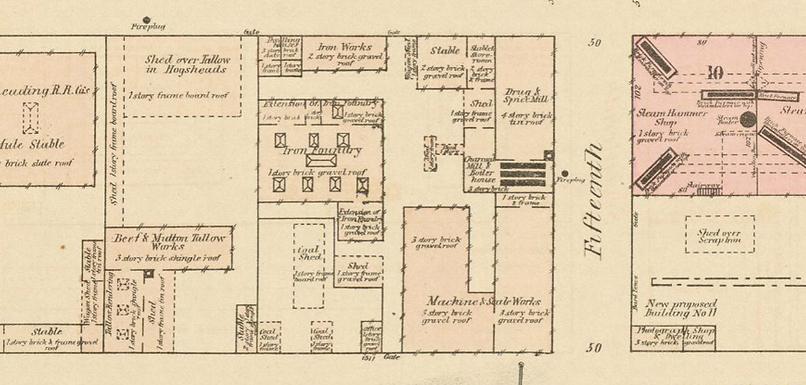 Harrington 1872 foundry site.png