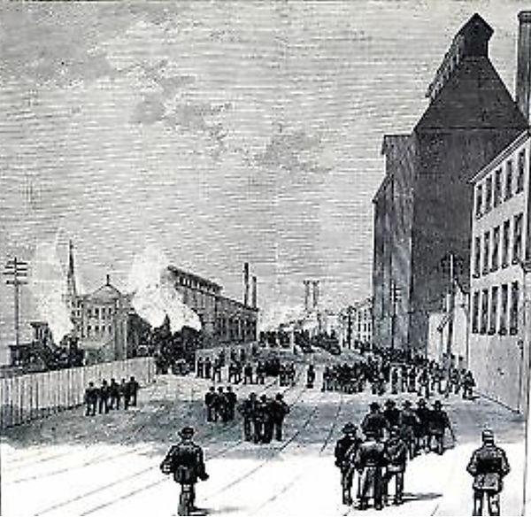 granary 1888 reading strike leslie's ill