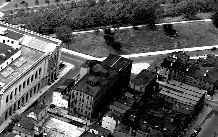 Youth study center site 1934.png