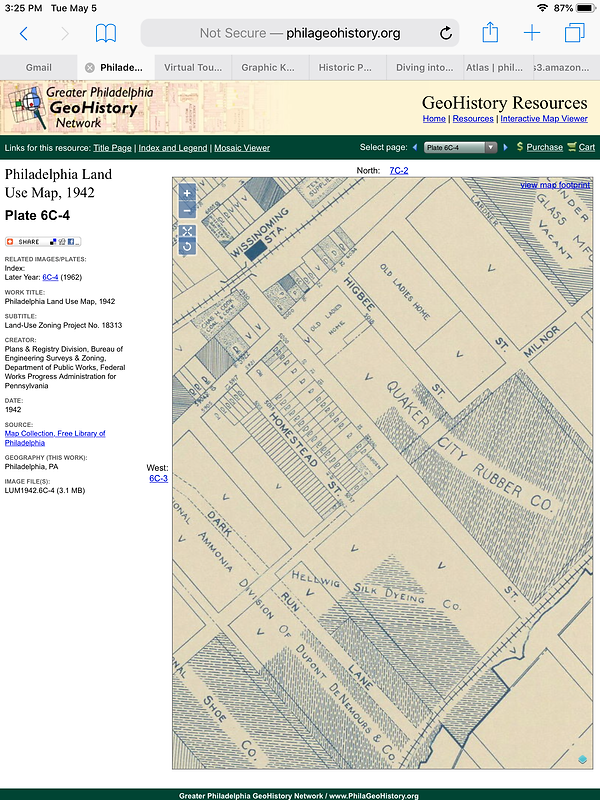baldwin old ladies home 1942 map.PNG