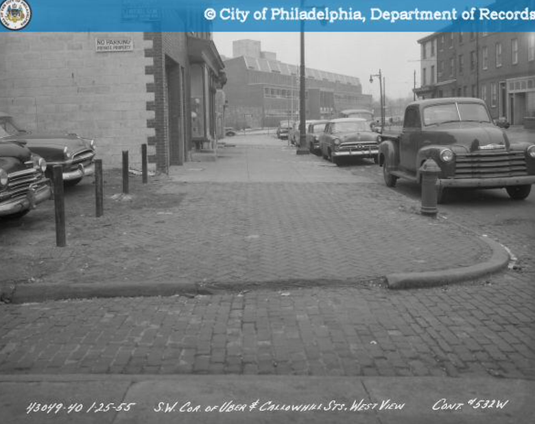 Callowhill west from uber 1955.PNG