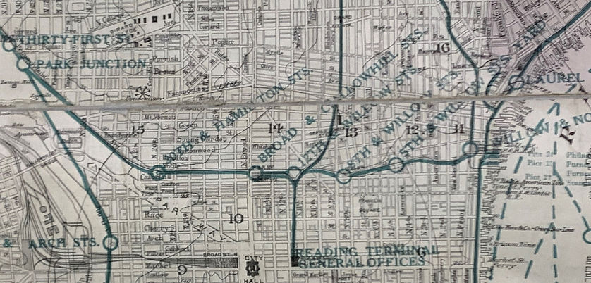 Phila and Reading Freight Facilities 192