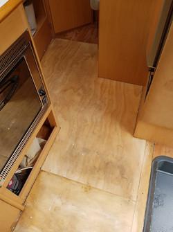 replacement floor