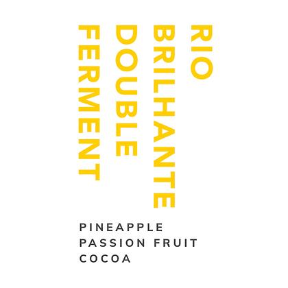 Rio Brilhante Double Ferment (Brazil)