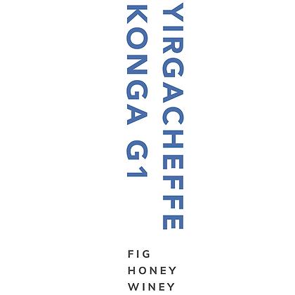 Yirgacheffe Konga G1 (Ethiopia)