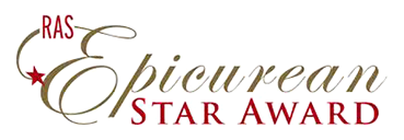 RAS Epicurean Star Award.png