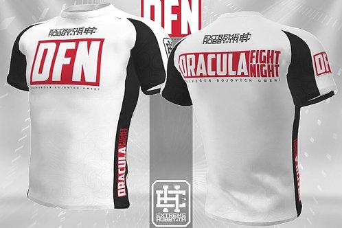 DFN tričko (biele)