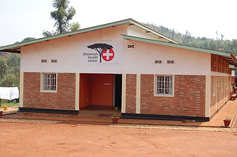 Shammah Health Center Masenga