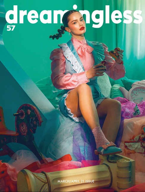 Dreamingless Mag Cover 57