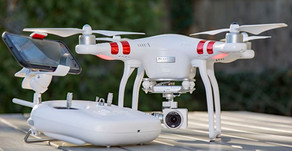 A New Thrill With My DJI Phantom Drone!