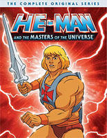 He-Man Complete Series DVD