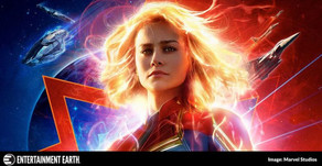 Second Captain Marvel Trailer Reveals Even More Than Expected