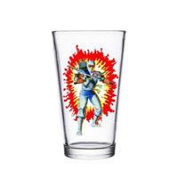 G.I. Joe Storm Shadow Pint Glass