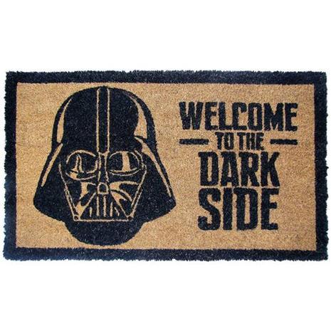 Star Wars Darth Vader Welcome To the Dark Side Coir Doormat