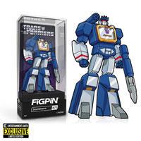 Transformers G1 Soundwave FiGPiN Classic Enamel Pin