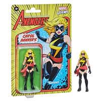 Marvel Legends Retro 375 Collection Carol Danvers