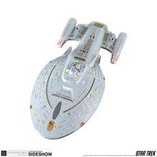 USS Voyager Model by Eaglemoss