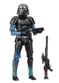 Star Wars: The Force Unleashed Shadow Stormtrooper The Black Series Action Figure