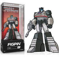 Transformers Jazz FiGPiN Classic Limited Edition Enamel Pin