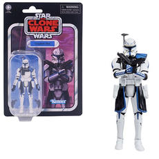 Star Wars The Vintage Collection Captain Rex