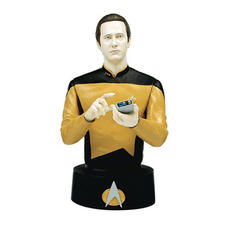 Star Trek Bust Collection Data