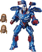 """Avengers Marvel Legends Series Endgame 6"""" Collectible Action Figure Iron Patriot Collection"""