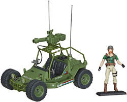 Hasbro G.I. Joe Retro A.W.E. Striker Exclusive Vehicle