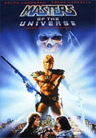 Masters Of The Universe Movie DVD