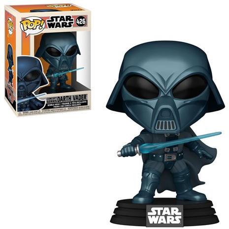 Star Wars Concept Alternate Vader Pop!