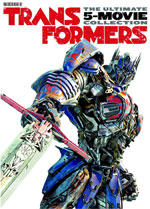 Transformers: The Ultimate 5-Movie Collection DVD
