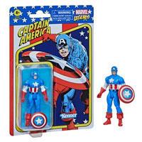 Marvel Legends Retro 375 Collection Captain America