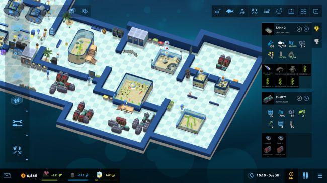 megaquarium game