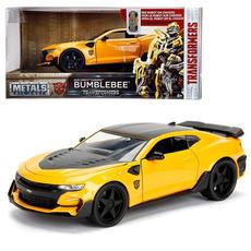 Last Knight Bumblebee Chevy Camaro 1:24 Scale Die-Cast Metal Vehicle