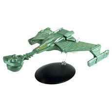 Klingon Battle Cruiser Die-Cast Metal Vehicle